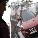 El sector del Automóvil sigue a la baja