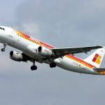 Iberia cancela hasta 127 vuelos