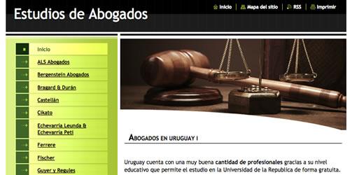 abogados en uruguay