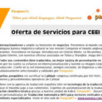 Los beneficios de contar con las agencias de traducciones