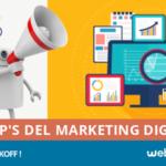 6 áreas de enfoque poderosas de marketing digital