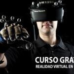 Capacitación online a través de cursos de realidad virtual 3D