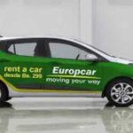 Alquila un auto con la empresa Europcar Bolivia