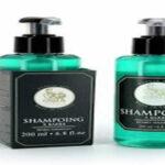 Barba atractiva y suave con shampoo especial